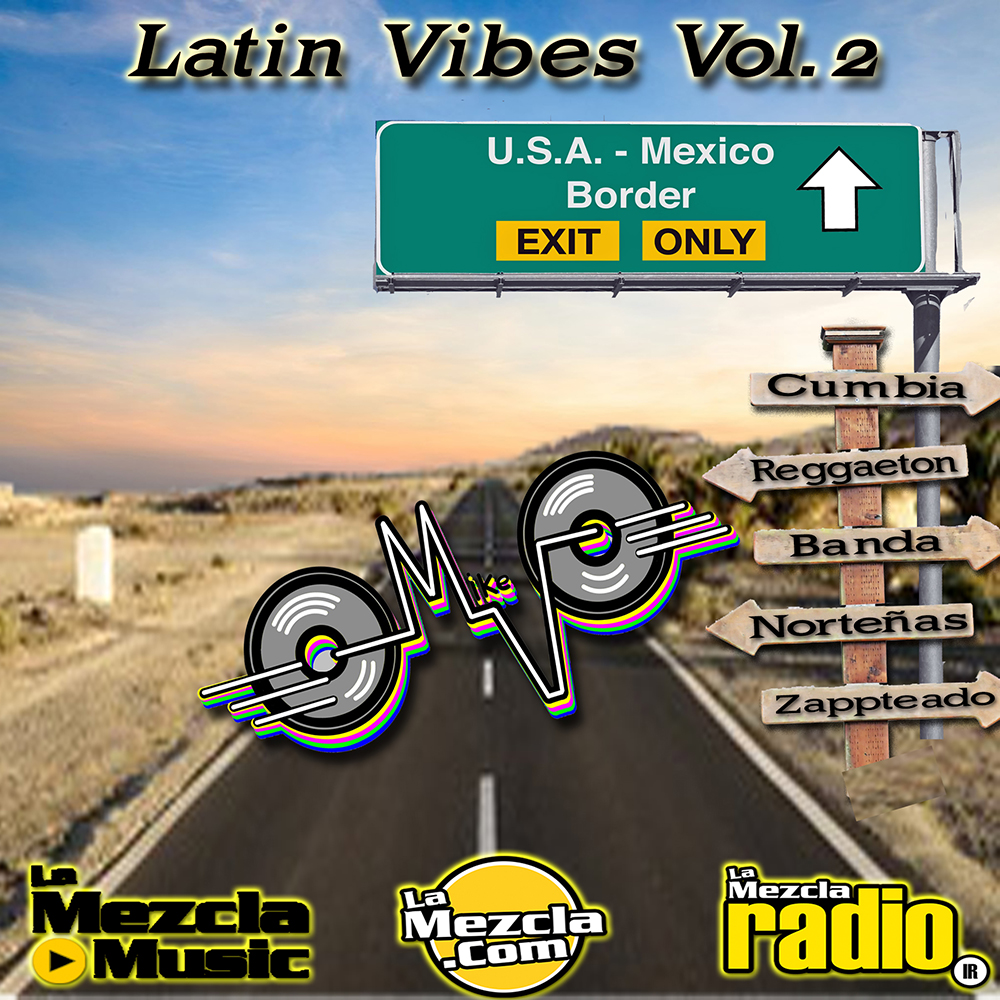 Latin Vibes Vol.2