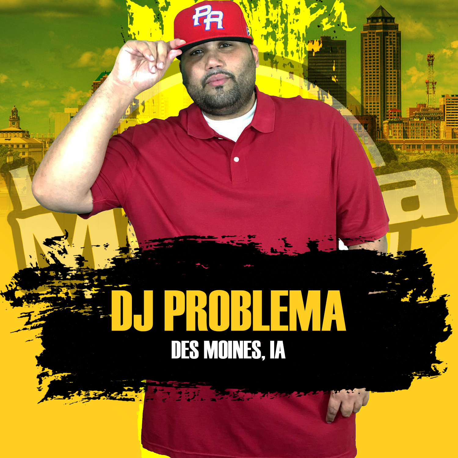 Djproblema- Promo Cover
