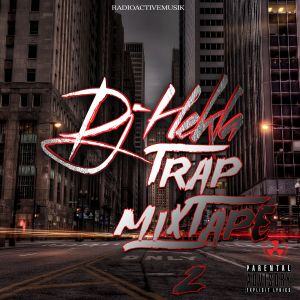 Dj Hekla - Trap Mixtrape Vol 2 Cover