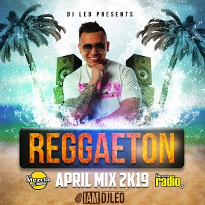 REGGAETON MIX 2K19