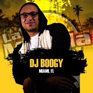 DJ Boogy - Regaaeton Mix July 2K19