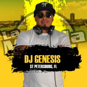 DJ GENESIS - DECEMBER JERSEY CLUB MIX