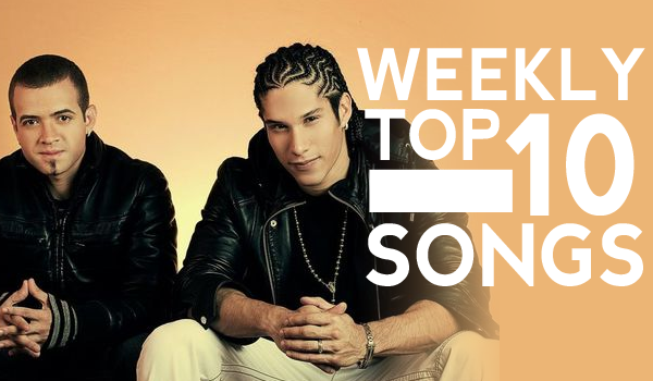 Chino Y Nacho Weekly Top Ten